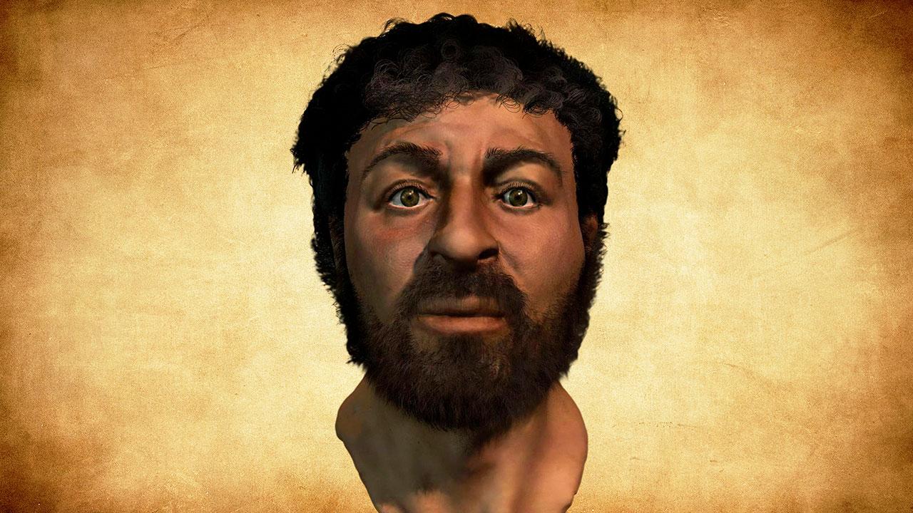 A verdadeira face de Jesus