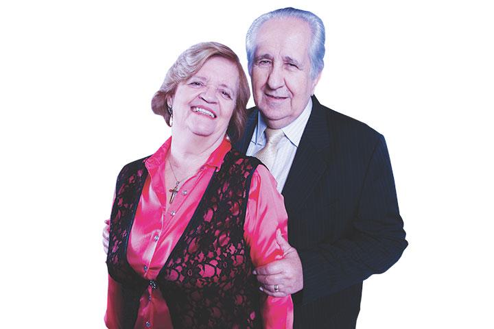 Apóstolo Doriel de Oliveira e Missionária Ruth Brunelli de Oliveira