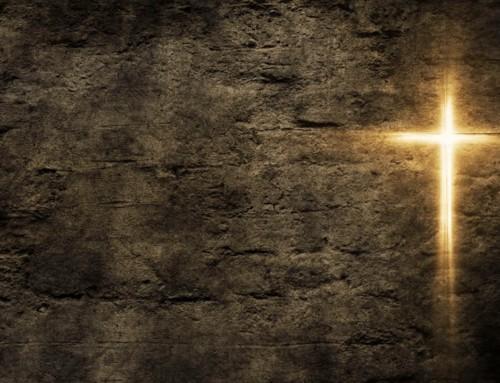 A gratidão e o sacrifício de Jesus
