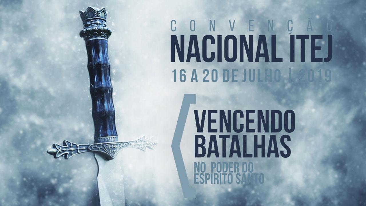 Convenção Nacional 2019