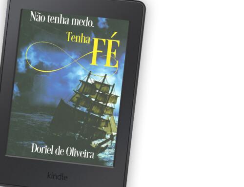 Livro Não tenha medo, tenha fé, em E-Book